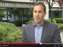 Watch Michael Shapray on CTV News, June 13th, 2013