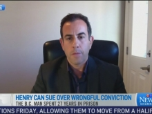 Watch Mr. Shapray on the CTV National News discussing the Ivan Henry case and his claim for damages for being wrongfully imprisoned for 27 years.